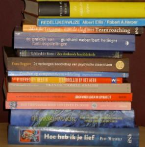 Boeken die mij inspireerden